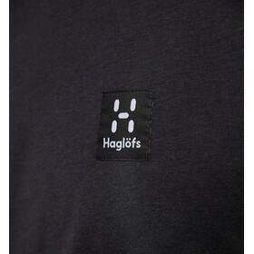 Haglöfs Lyocell H Tee Men true black